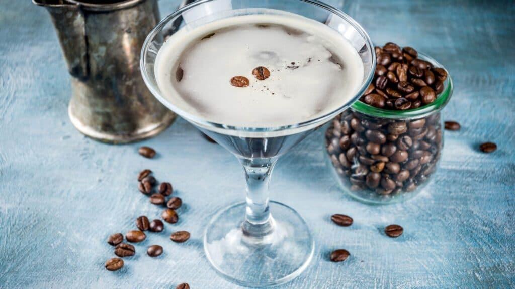 sådan laver du en espresso martini
